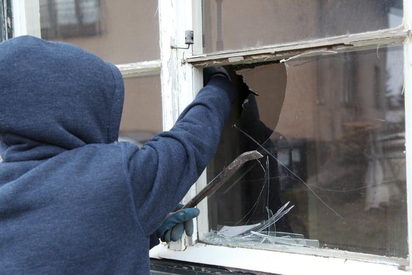 Sicherheitsfolie … macht Ihr Fensterglas durchbruchhemmend