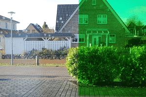 Farbfolie grün